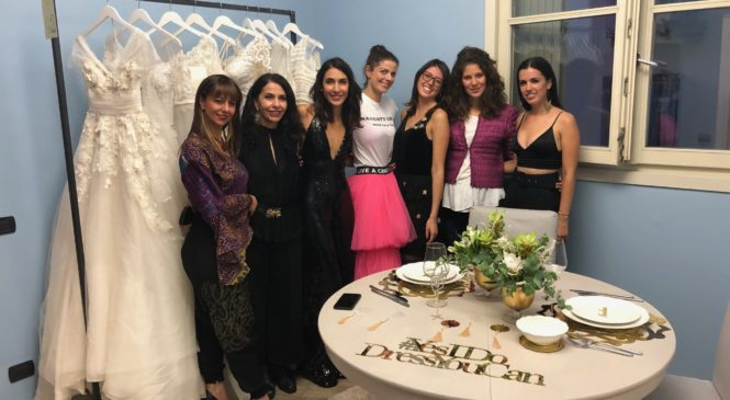 "Matrimonio Green, grazie al ""Bridal Fashion Renting"""