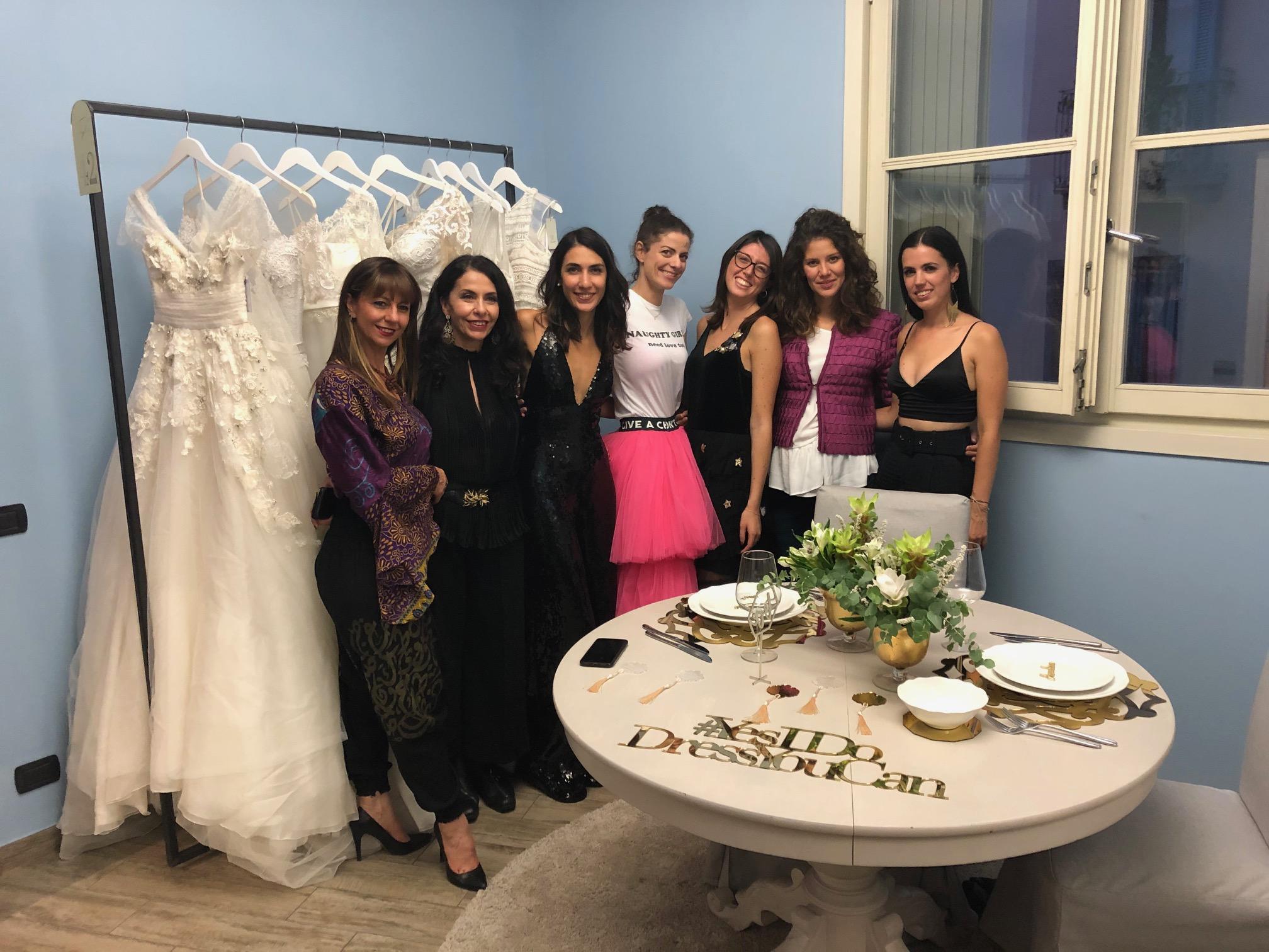 """Matrimonio Green, grazie al """"Bridal Fashion Renting"""""""