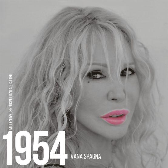 Ivana Spagna: Sognatrice dal… 1954