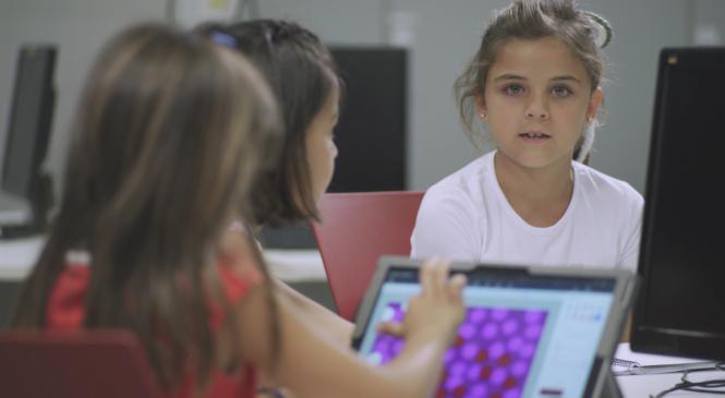 Se le bambine cambiassero Google?