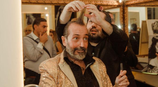 """Roma si veste di magia con il """"bigodino party"""""""