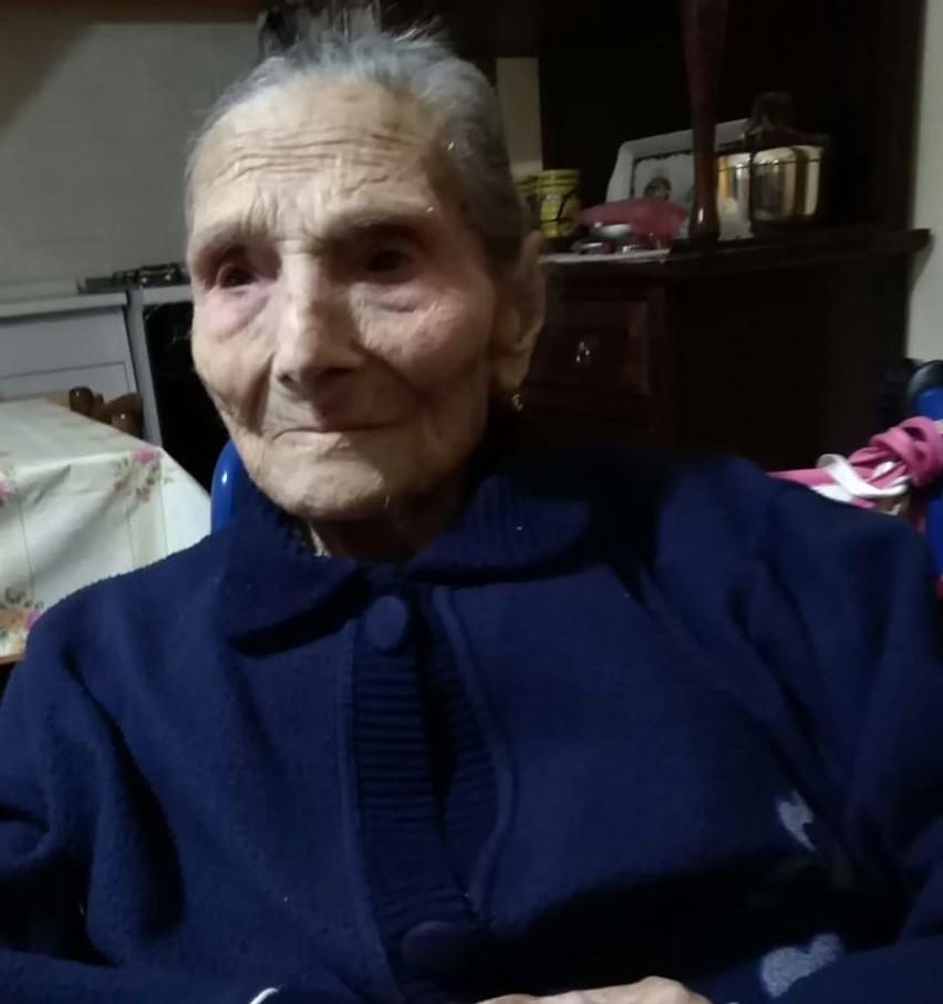 100 anni per la nostra nonnina Vittoria!