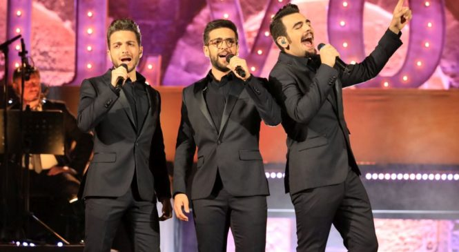 "Il Volo: 10 anni di carriera con il best of ""10 YEARS"""