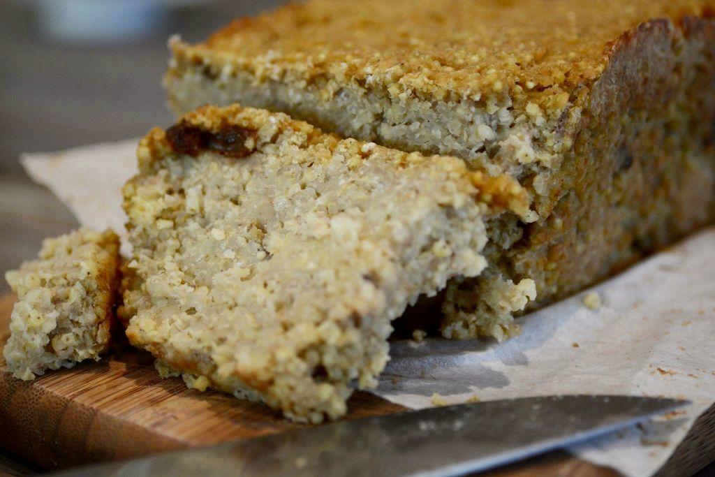 Cucina: Cake di miglio