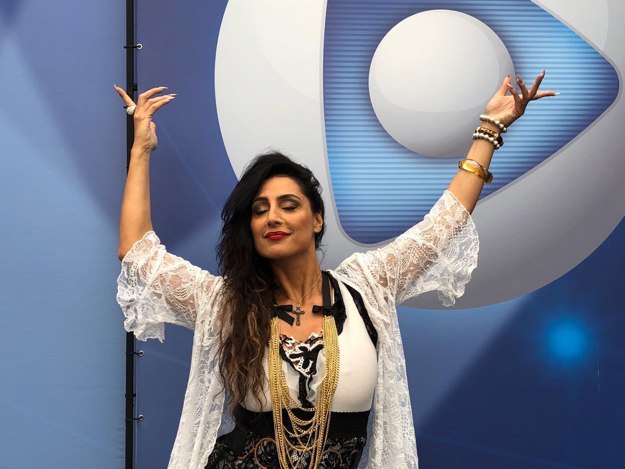 Roberta Faccani, la musica italiana in Brasile