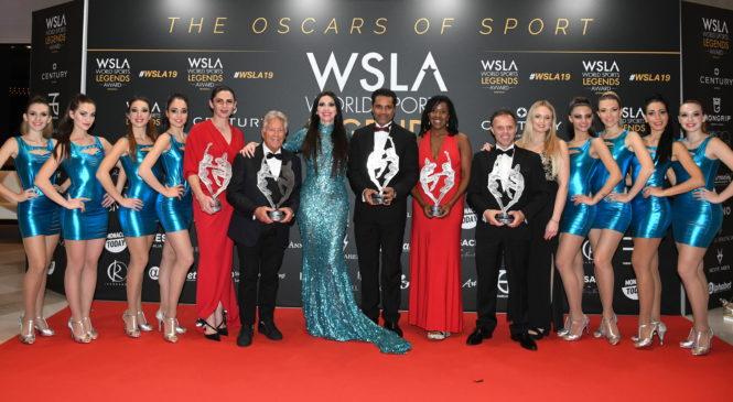 Monaco: World Sports Legends Award 2019
