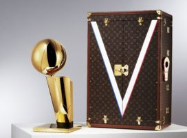 Louis Vuitton e NBA: Partnership globale e l'esclusivo baule per il Larry O'Brien Trophy