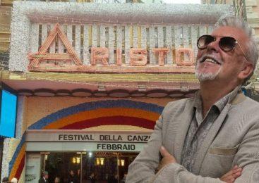Festival di Sanremo – Alviero Martini veste Marco Sentieri