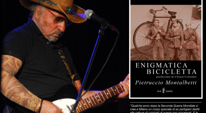 Pietruccio Montalbetti, il chitarrista leader dei Dik Dik : ENIGMATICA BICICLETTA
