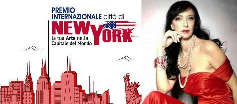 Premio internazionale città di New York a Ester Campese
