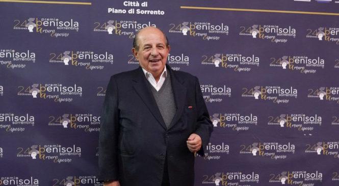 Giancarlo Magalli-In Campania ho scoperto Troisi, Arena e De Caro