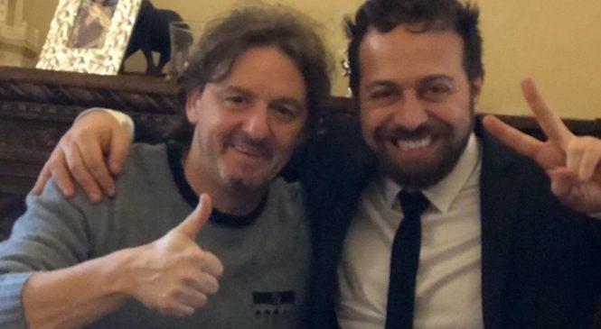 LE IENE- Mitch organizza lo scherzo a Beppe Signori