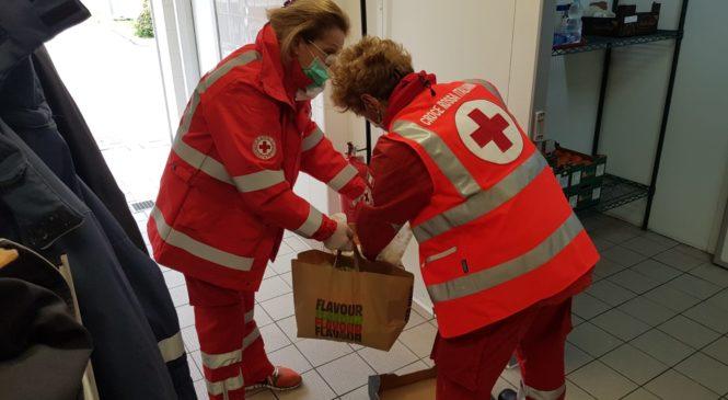 BURGER KING Italia: 8 tonnellate di cibo donate ad associazioni di volontariato