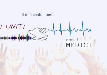 ARTISTI UNITI- cantano l'inno ai medici per la Croce Rossa Italiana