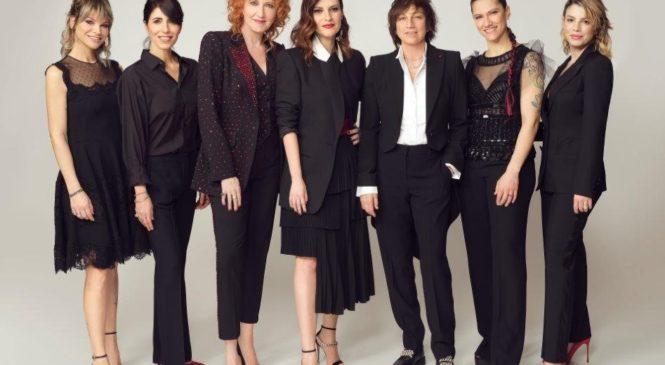 """7 donne """"ACCANTO A TE"""""""