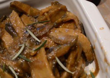 La nostra cucina- Seitan alla veneta