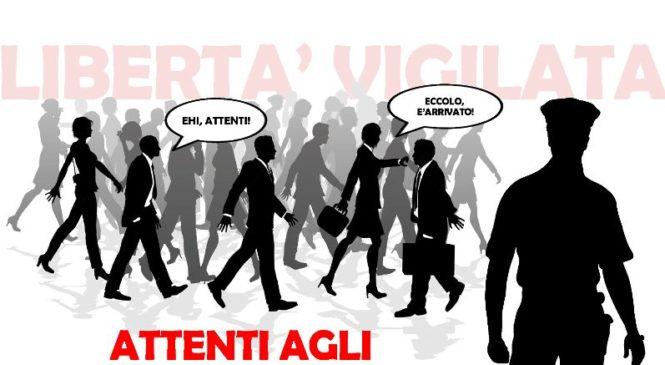 Alviero Martini- Fase 4 libertà (vigilata)