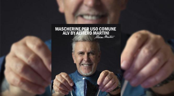 Alviero Martini- E' di moda la mascherina!
