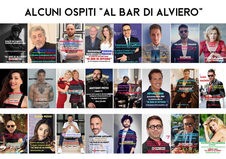 Alviero Martini- Ci vediamo al Bar più seguito di Instagram!