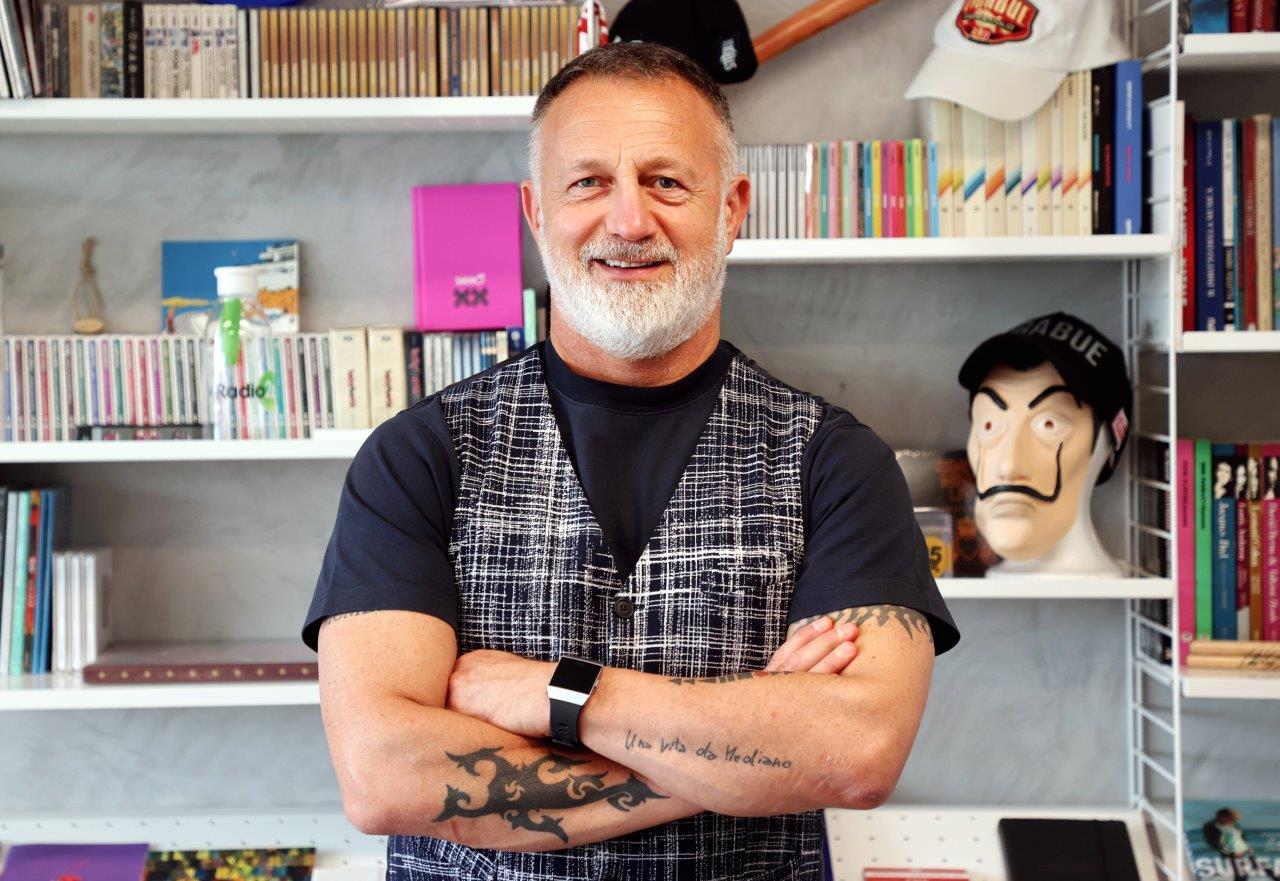 Roberto Razzini- Dal Vinile a Spotify