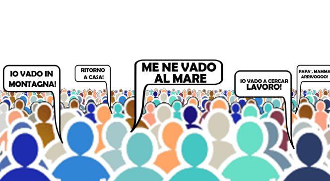 Alviero Martini: Liberi tutti!