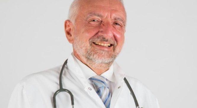 Riccardo Moraca- Il medico con la musica accanto
