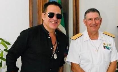 Joe T Vanelli – Live on Tour a Taranto ospite della Marina Militare