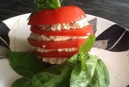 In cucina- Pomodoro ripieno