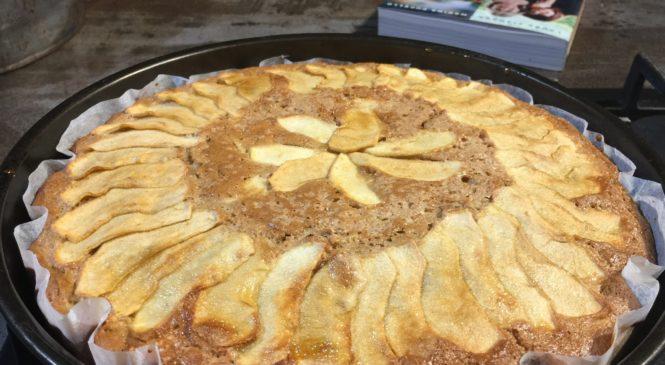 In cucina- Torta di mele