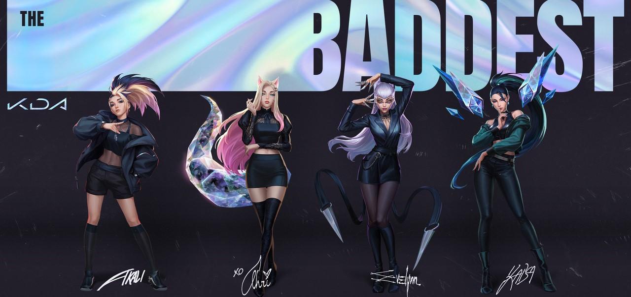 K/DA – L'acclamato gruppo pop virtuale di League Of Legends ritorna!