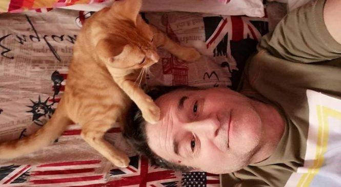 Potter – Il gatto coccolone