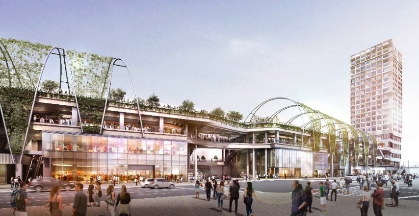 Shibuya inaugura il nuovo complesso Rayard Miyashita Park