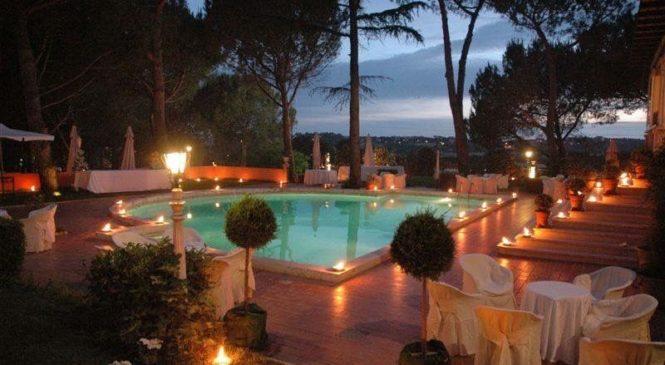 Vip a Villa Dafne Majestic- Per l'Ospedale Spallanzani e Aihelpiù