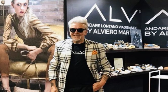 Alviero Martini: Fashion Week-Milano rinasce!