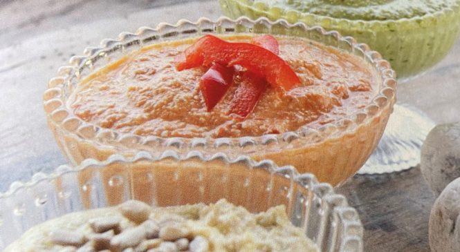 Maionese di semi di girasole a 3 colori