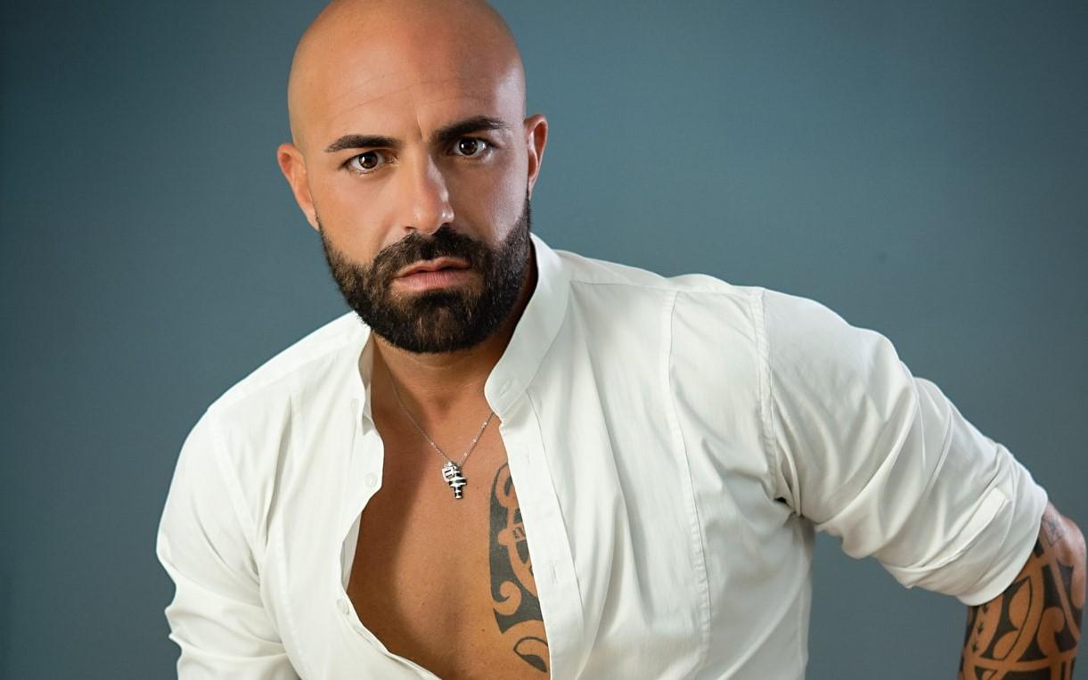 Peppe Nota- Eletto dal web il papà più bello d'Italia