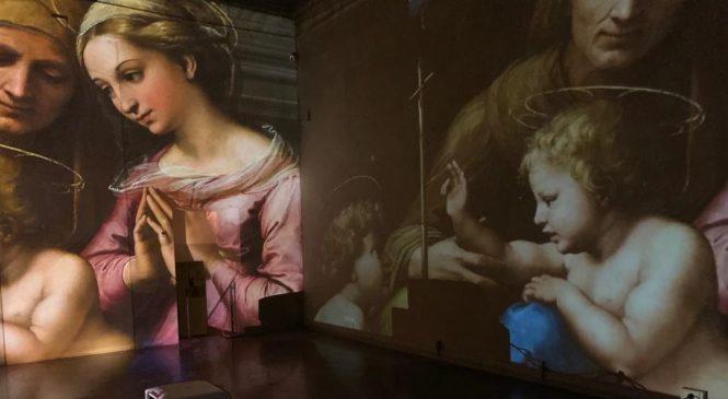 Raffaello in Umbria e la sua eredità in Accademia