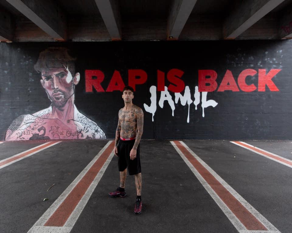 Jamil -Rap Is Back