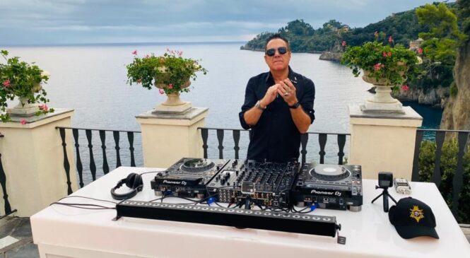 Joe T Vannelli- Il DJ set d'Italia