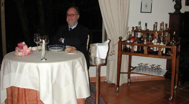 Edoardo Raspelli- Racconta con Melaverde come nasce il Cognac