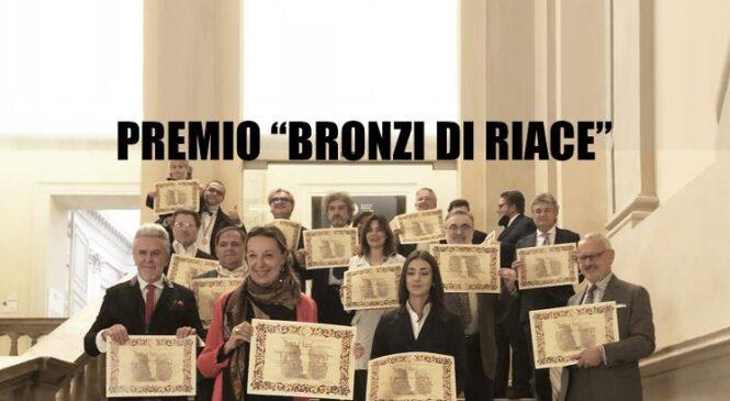 Alviero Martini- Premio Bronzi di Riace