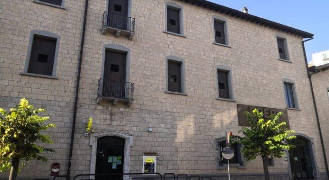 A Stigliano (Matera)-L'antica storia del vecchio mulino rivive nell'ufficio postale
