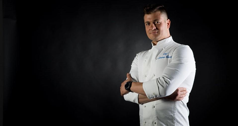 Simone Buzzi- Chef Gourmet d'eccellenza