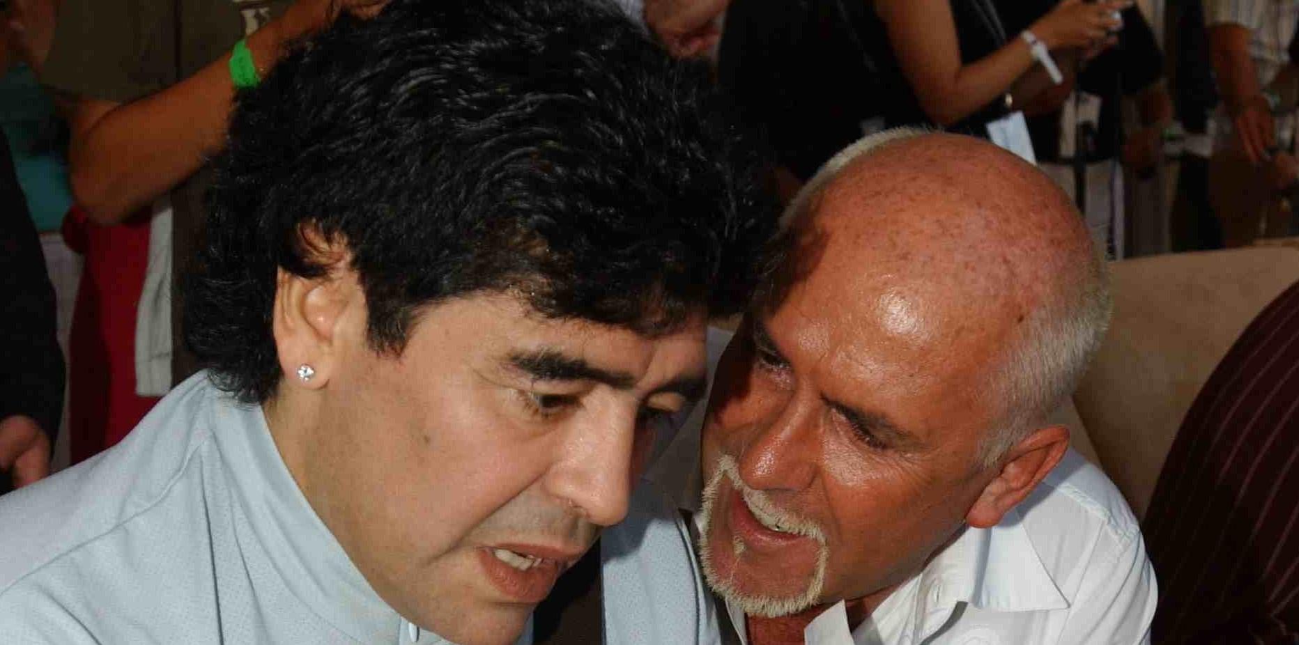 Alviero Martini- La mia bella amicizia con Diego Armando Maradona
