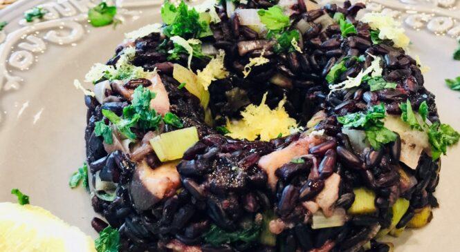 In cucina- Ciambella di riso Venere