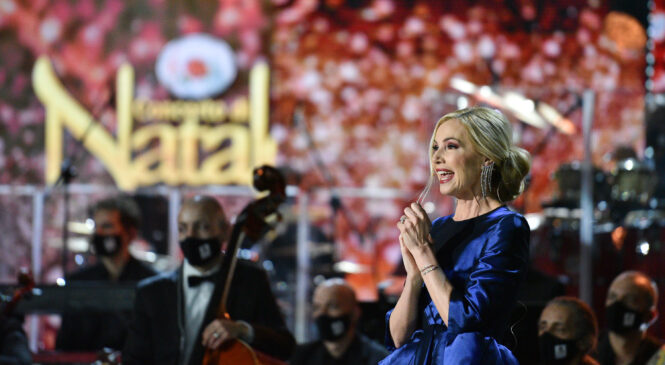 Concerto di Natale in Tv con l'Orchestra Italiana del Cinema