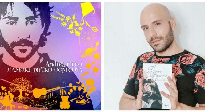Simone Di Matteo e Andrea Crimi-Quando musica e letteratura si fondono insieme danno vita ad un concept album
