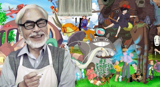 Hayao Miyazaki-Il maestro dei sogni animati