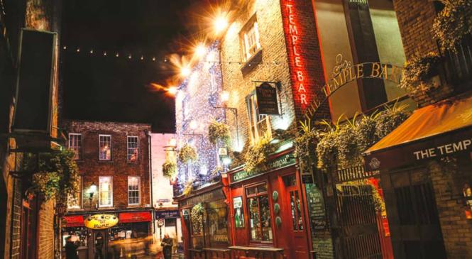 Irlanda-Il TradFest fa vivere la musica e l'emozione
