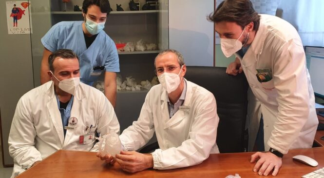 La cardioghirurgia pediatrica di Padova, applica la Realtà Virtuale nelle cardiopatie congenite